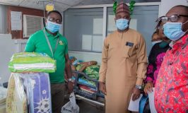 Mouka presented gifts Freebies to mothers of first babies of the Year in Lagos, Ogun & Oyo