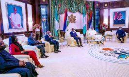 Be Good Neighbour, Buhari Tells Benin Republic