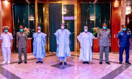 Make Nigeria Safer, Buhari Orders New Service Chiefs