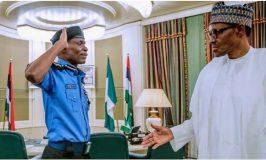 Buhari Gives Ex-Service Chiefs Golden Parachutes