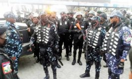 Lekki tollgate: FG deploys police, others as groups mobilise for protests today