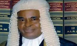 President Mourns as S'Court Justice, Ngwuta, Dies