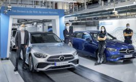Mercedes-Benz Launches new C-Class with Maximum Flexibility, Efficiency