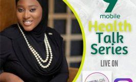Hauwa Ojeifo To Speak At 9mobile Mental Health Awareness Virtual Health Talk Series
