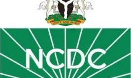 NCDC announces 58 new COVID-19 cases