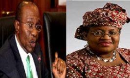 Emefiele, Okonjo-Iweala solicits for service and technology-driveneconomy