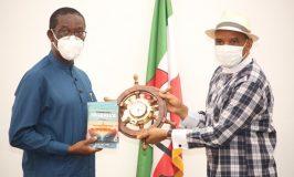 NIMASA, Coastal States Partner to Develop Blue Economy