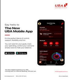 UBA's The News Mobile App