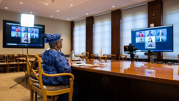 Post-COVID-19 recovery must not leave anyone behind — WTO DG Okonjo-Iweala
