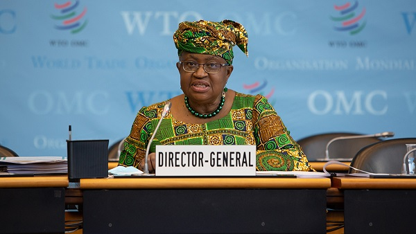 DG Okonjo-Iweala says New fiscal space build back better green economy and enhance sustainable development