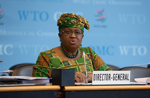 """Okonjo-Iweala says WTO can deliver results if members """"accept we can do things differently"""""""