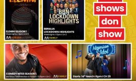 5 MUST WATCH SERIES, SHOWS ON GOTV THIS MARCH