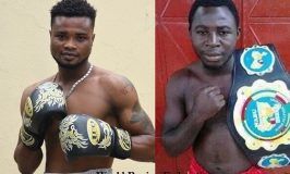 Real One Vs Quartey In War of Words Ahead WBF Title Fight on GOtv Boxing Night 22