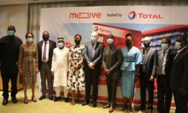 Total Partners Moove Africa to Improve Drivers' Welfare, Productivity