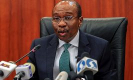 Emefiele: It's Inappropriate to Give Colouration to Currency Printing