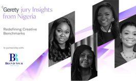 Brand Spur Nigeria Partners Gerety Awards to honour Nigerian creatives, Hosts 2021 Jury Panel in Lagos