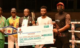 GOtv Boxing Night: 'Real One' Thanks Sponsors for N1m Prize