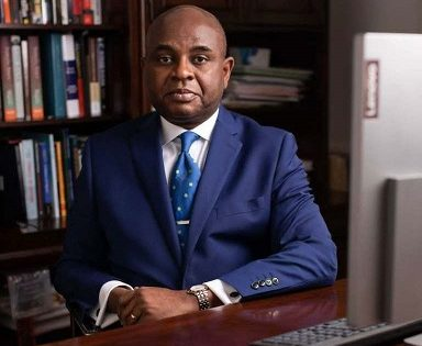 Prof. Moghalu advise young Nigerians to take control of social platforms in order to shape future
