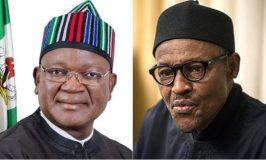 Buhari standing aloof, his body language shows he's Fulani President – Ortom
