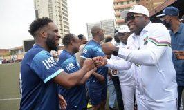 Rite Foods sponsored Elegushi Peace Cup Tournament in Lagos