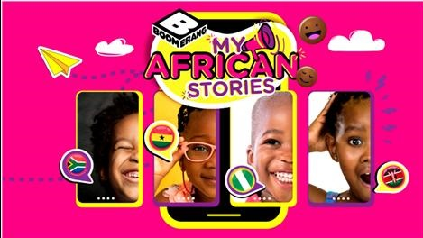 Africa shines this May with Boomerang's My African Stories series!