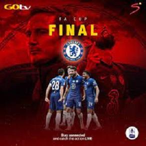 FA Cup Final Live on GOtv