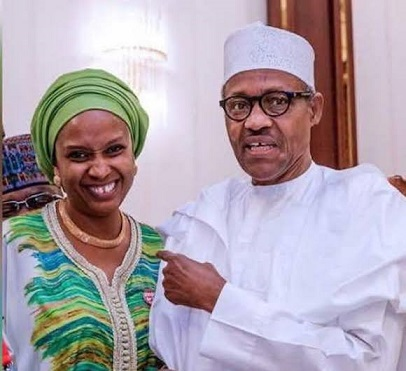 Hadiza Bala-Usman Challenges President Buhari's Authority Over Suspension Order