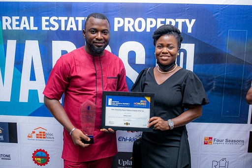 READ ON: How Nigerian Real Estate and Property Rate Mouka As Most Outstanding Foam and Mattress Company of the Year
