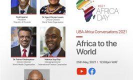 UBA Africa's Global Leaders: President Kagame of Rwanda, WTO's Ngozi Okonjo-Iweala, UBA's Tony O. Elumelu, WHO's Dr TedrosAdhanom Ghebreyesus, IFC's Makhtar Sop Diop, to speak at The UBA Africa Conversations 2021