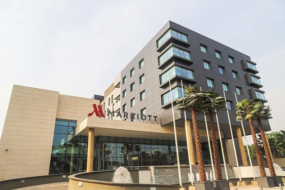 SIFAX Group Partners Marriott International Offer Premium Hospitality Service In Lagos