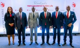 Heirs Holdings plan transformative insurance industry unveils Heirs Insurance Limited and Heirs Life Assurance