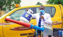 FAAN UNVEILS TOTAL  PACKAGE OF BIRD/WILDLIFE MANAGEMENT EQUIPMENT