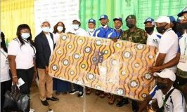 NCC Donates 100 Mattresses to NYSC Orientation Camp, CautionThem To Be Responsible Internet Usage