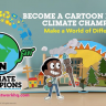 Become a Climate Champion with Cartoon Network