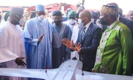 President Buhari Unveils Integrated National Security and Waterways Protection Infrastructure