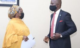NGX CEO Courtesy Visit To Federal Ministry of Finance, Budget and National Planning