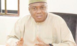 Saraki Tackles Buhari, Says Eighth Senate Organised Security Summit