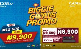 MULTICHOICE NIGERIA UNVEILS BIGGIE GOALS PROMO ON DStv, GOtv DECODERS