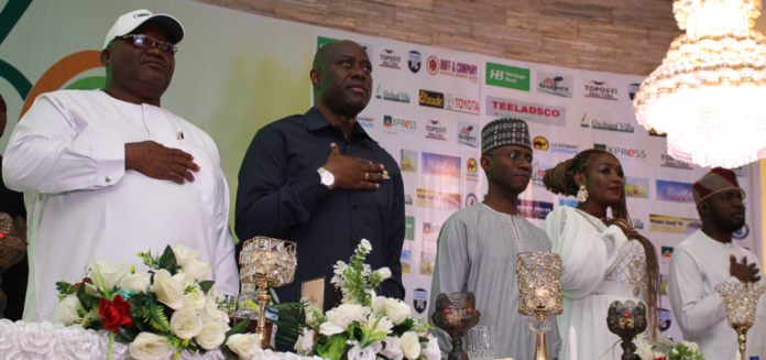 Heritage Bank hailed for supporting Ibadan Golf Club