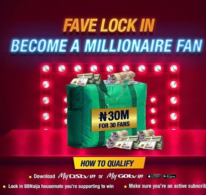 MultiChoice Nigeria Re-Introduce Fave Lock-In Competition As From July 29