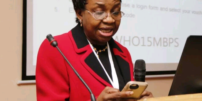 NAFDACDG insist her agency must approve local COVID-19 product clinical trial protocol