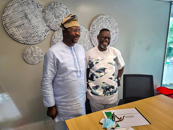 SIFAX Group Supports Oshonaike, Quadri with $20,000 for forthcoming Tokyo Olympics
