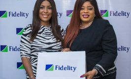 Linda Ikeji paid a courtesy visit to Fidelity Bank to strengthen business relationship with LIB TV