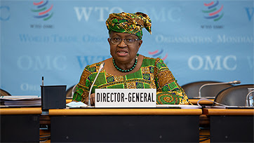 Trade can help put UN SDGs back on track – DG Okonjo-Iweala