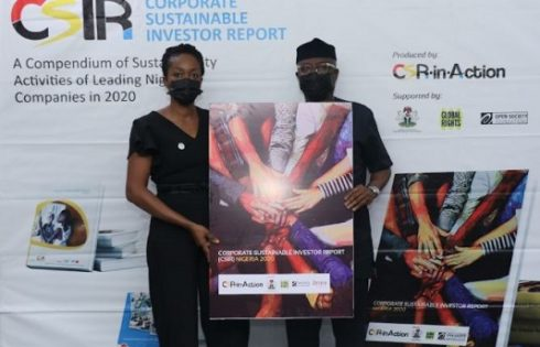 CSR -in-Action Holds Nigerian Businesses to High Standard with Landmark Sustainability Report