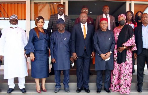 Senate Committee on Privatization Commends SAHCO Plc Performance